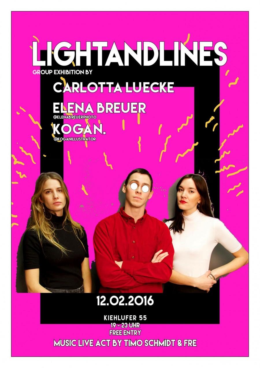 LIGHTANDLINES – 12. Februar 2016